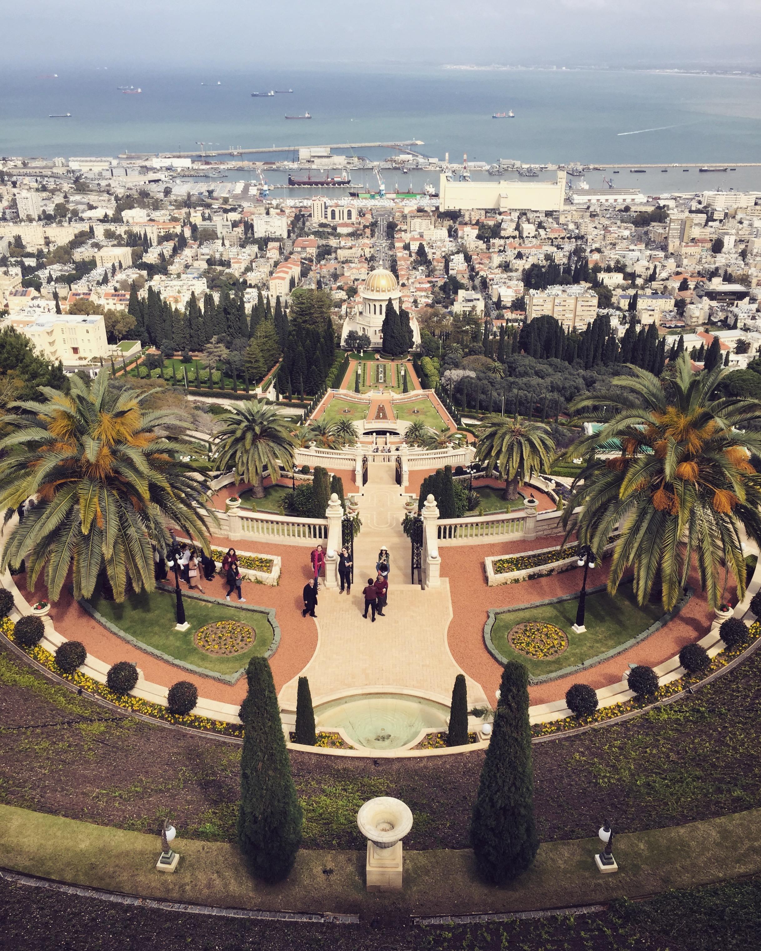 Haifa - Baha'i Gardens