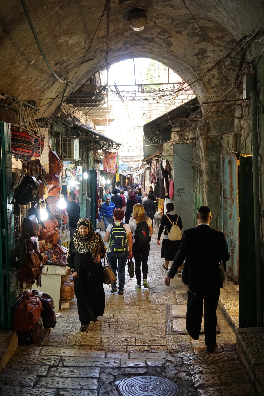 Jerusalem - Muslim Quarter