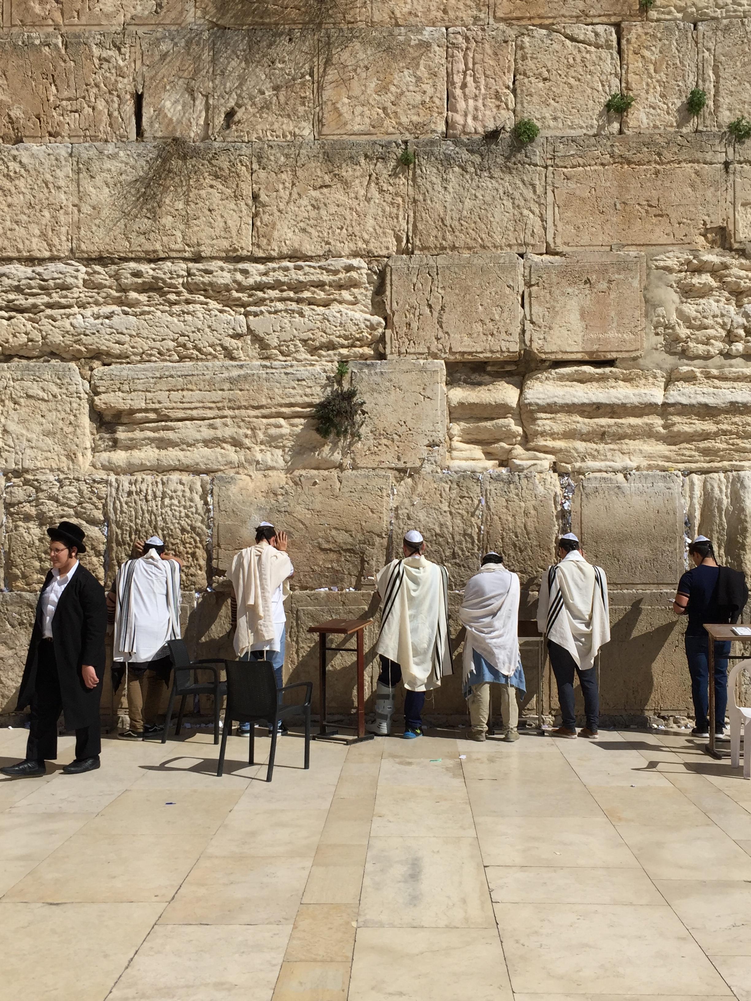 Jeruselem - Wailing Wall