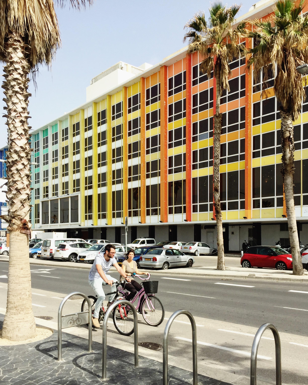 Tel Aviv - beach front